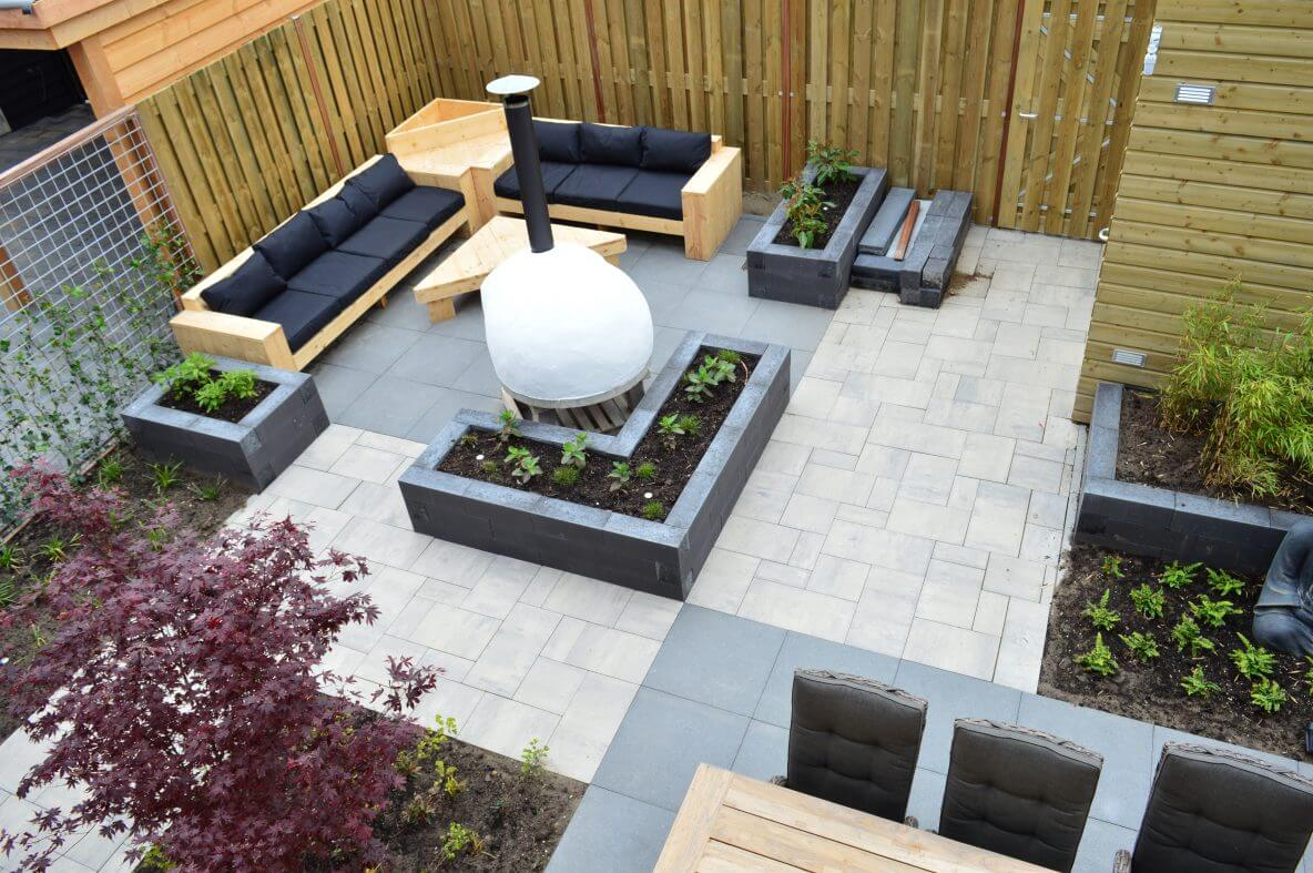 Tuin Project Dodewaard